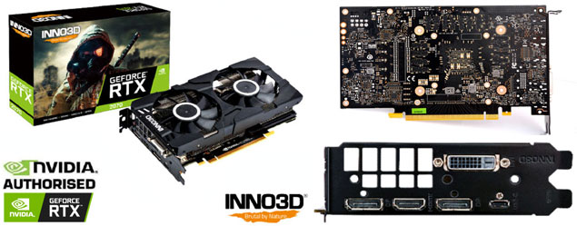 INNO3D GEFORCE RTX 2070