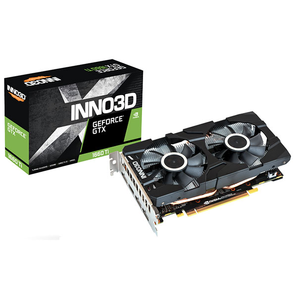 GEFORCE GTX 1660 TI TWIN X2