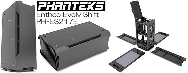 PHANTEKS Enthoo Evolv Shift PH-ES217E