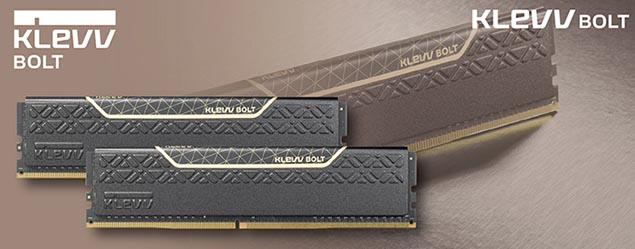ESSENCORE KLEVV DDR4 BOLT 2400